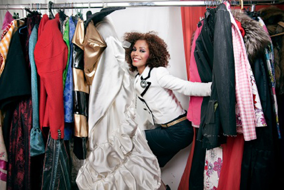 spring cleaning: make room for new clothes! fashion expert stacey
