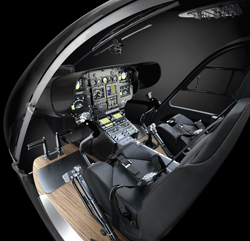Helicopter-Cockpit
