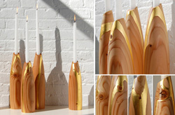 Tod Candle Holder-Jean Pelle-250